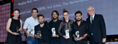 [Interview] Cannes Lions 2015: hoe won Red Urban de eerste Lions Masters of Creativity?